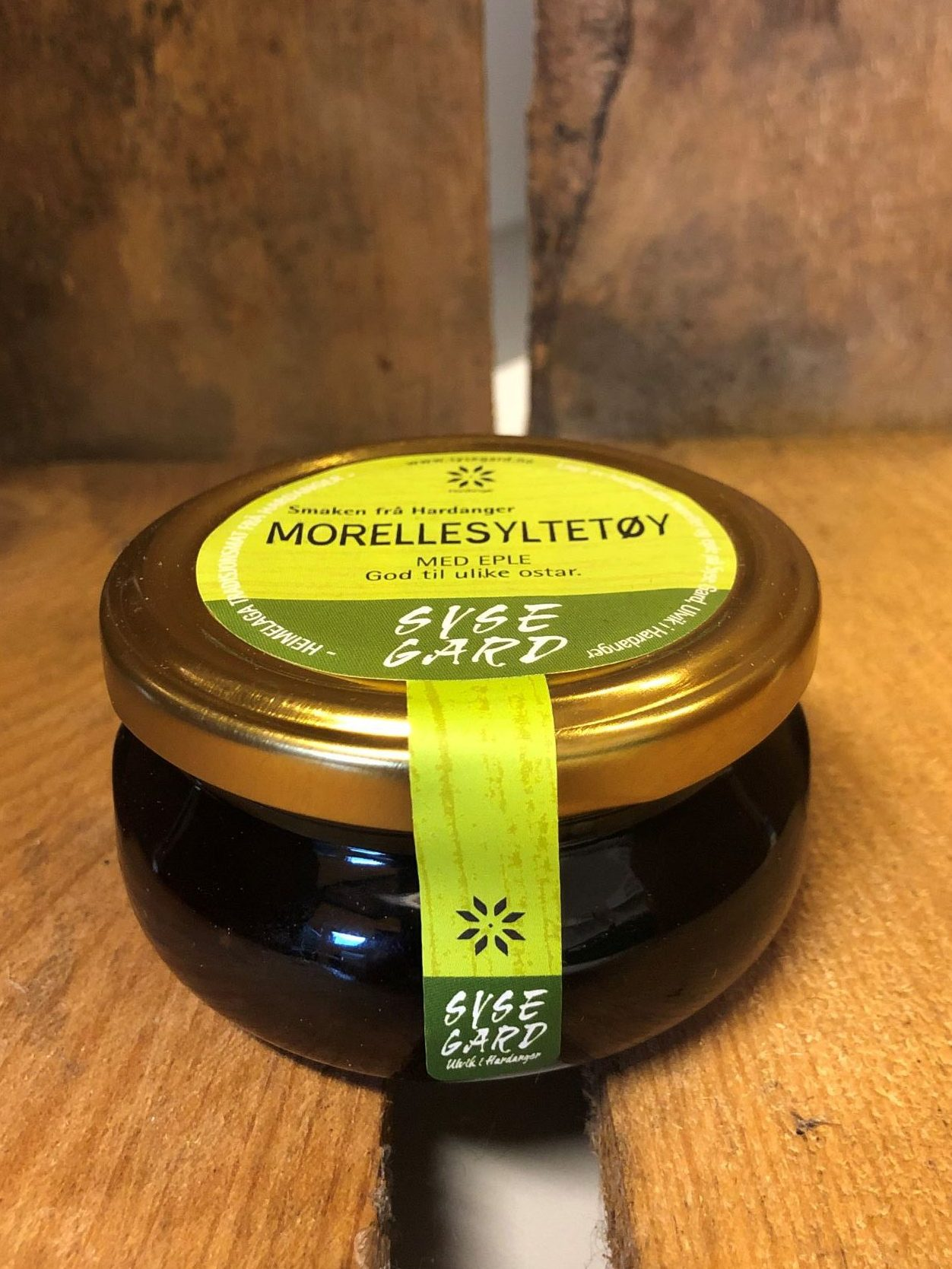 morellesyltetøy  120ml